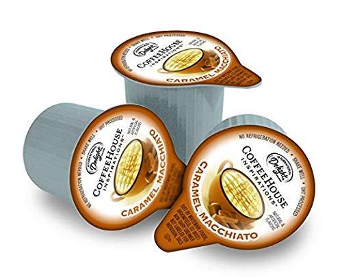 International Delight, Caramel Macchiato, Single-Serve Coffee Creamers, 192 Count (2 Pack)