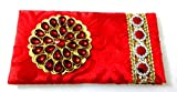 Artshai Wedding And Other Occasions Shagun Envelope(Velvet)