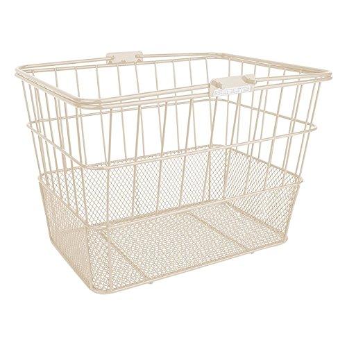 Sunlite Standard Mesh Bottom Lift-Off Basket, Cream