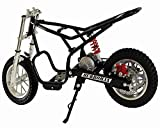 Burromax White TT250 Electric Motorcycle Dirt