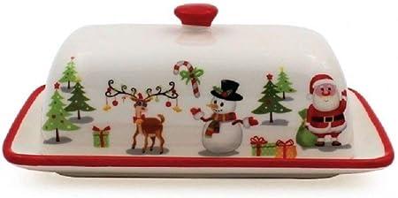 CHRISTMAS GIFT SET 2 SMALL JARS CHRISTMAS NIGHT AND SUGAR SPICE