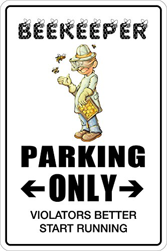 Beekeeper Parking Only-beekeeper gifts