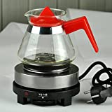 Yumoo 220V 500W Electric Mini Stove Hot Plate