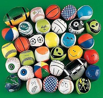 Fun Express Mega Kick Ball Assortment (100 Piece) by Fun Express (Image #1)