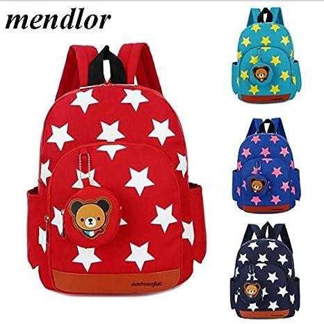 Amazon.com: School Bags Mochila Infantil Fashion Kids Nylon Children Backpacks for Kindergarten Bolsa Escolar: Kitchen & Dining