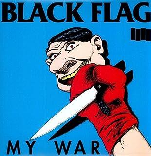 af3dfd9d9 BLACK FLAG - Damaged [Vinyl] - Amazon.com Music