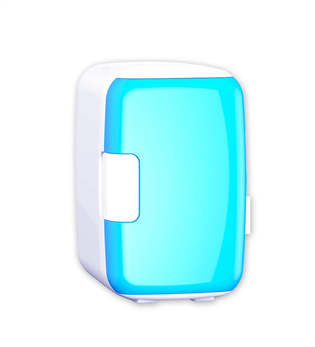 Mini refrigerador frigorífico eléctrico Calentador termoeléctrico ...