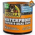 Gorilla 4612502 Waterproof Patch & Seal Tape (P)