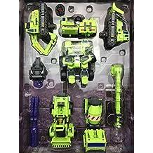 Transformers Maketoys MT Green Giant Type-61 Devastator KO Version