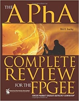 Buy The APhA Complete Review for the FPGEE Book Online at