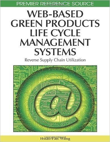 Livres électroniques téléchargeables gratuitement Web-Based Green Products Life Cycle Management Systems: Reverse Supply Chain Utilization (Premier Reference Source) by Hsiao-Fan Wang (2008) Hardcover en français PDF B00ZY8YX1K