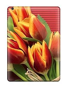 Pamela Sarich's Shop Best Premium Wow Flowers Heavy-duty Protection Case For Ipad Air