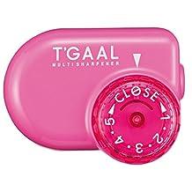 Kutsuwa STAD Angle Adjustable Pencil Sharpener T'GAAL, Pink (RS017PK)