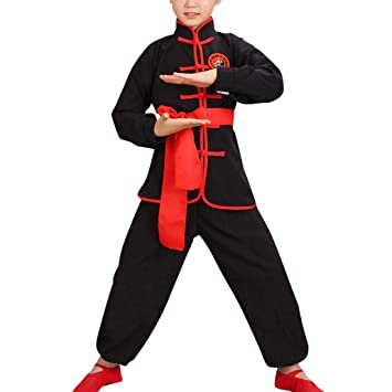 Amazon.com : BESBOMIG Student Kid Traditional Tai Chi ...
