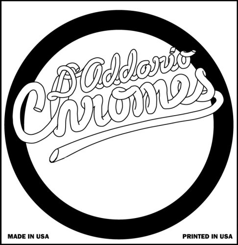 Flatwound Single - D'Addario Single Bass Chromes Flat Wound 085 Long Scale Strings