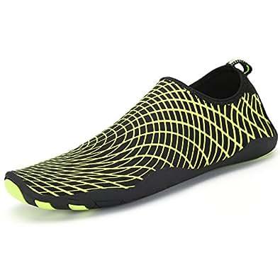 Imagen no disponible. Imagen no disponible del. Color  SAGUARO Zapatos de  Agua Zapatillas de Playa Verano Secado Rápido Calcetines Natación Calzado  Surf ... c8fd2828067