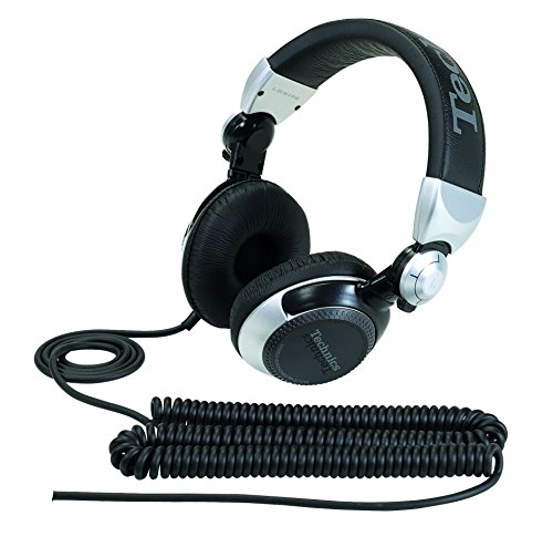אוזניות ! Technics RPDJ1210 Swig Arm DJ Headphone