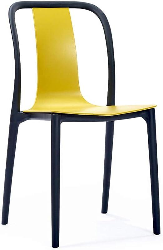 LXQGR Silla ergonómica, sillón Simple Cafetería Restaurante Puerta ...