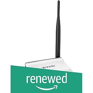 Renewed  Tenda TE N3 Wireless N150 Router Routers  Computers   Accessories
