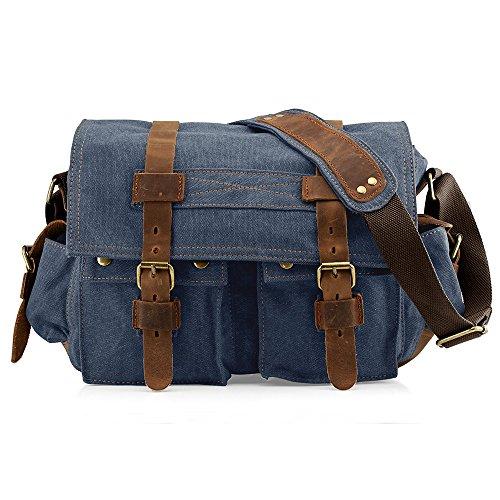GEARONIC TM Men's Messenger Bag 17