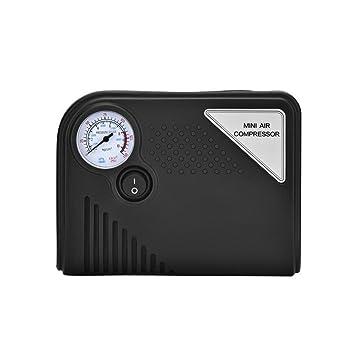 Portátil Inflador De Neumáticos, HCL Mini 150 PSI 12 V DC coche eléctrico AUTO Compresor