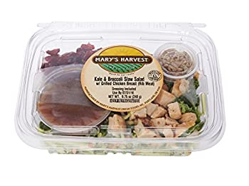 Mary's Harvest Chicken Kale Broccoli Salad, 8.75 Oz 0