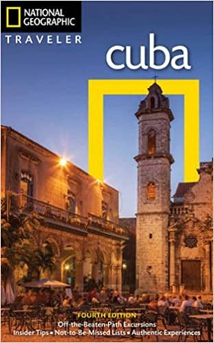 READ National Geographic Traveler: Cuba, 4th Edition. Feature Pompeu footpath standard queda