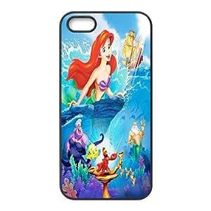 [bestdisigncase] For Apple Iphone 5 5S -Princess Ariel - The Little Mermaid PHONE CASE 11
