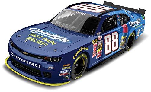 Lionel Racing N885821GOEJ Dale Earnhardt Jr # 88 Goody's 2015 Chevrolet Camaro INFINITY NASCAR Series Diecast Car 1:24 Scale ARC HOTO Official Die-