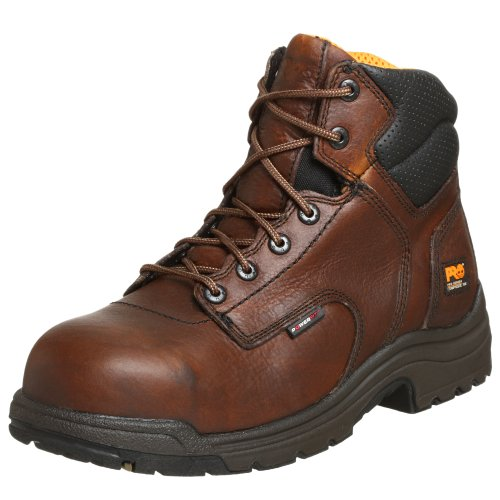 Timberland PRO Mens 50508 Titan 6 Composite Toe Boot,Marrone,8.5 W