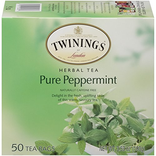Twinings Pure Peppermint Tea 50 count Tea Bags by Twinings (Image #2)