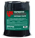 LPS 44240 Tapmatic Natural Cutting Fluid, 5 gal, Green