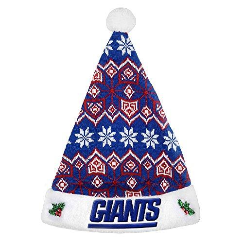 Giants Santa Hat - 2