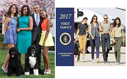 Obama Mini Poster - Obama First Family