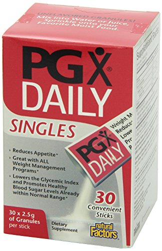Natural Factors PGX Daily Singles, 2.5 g, 60-Count Review