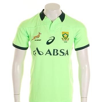 South Africa Sprin gboks 2014/15 S/S Rugby No RWC Entrenamiento ...
