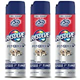 Resolve Pet Expert High Traffic, Carpet Foam, 22 oz (Pack of 3)