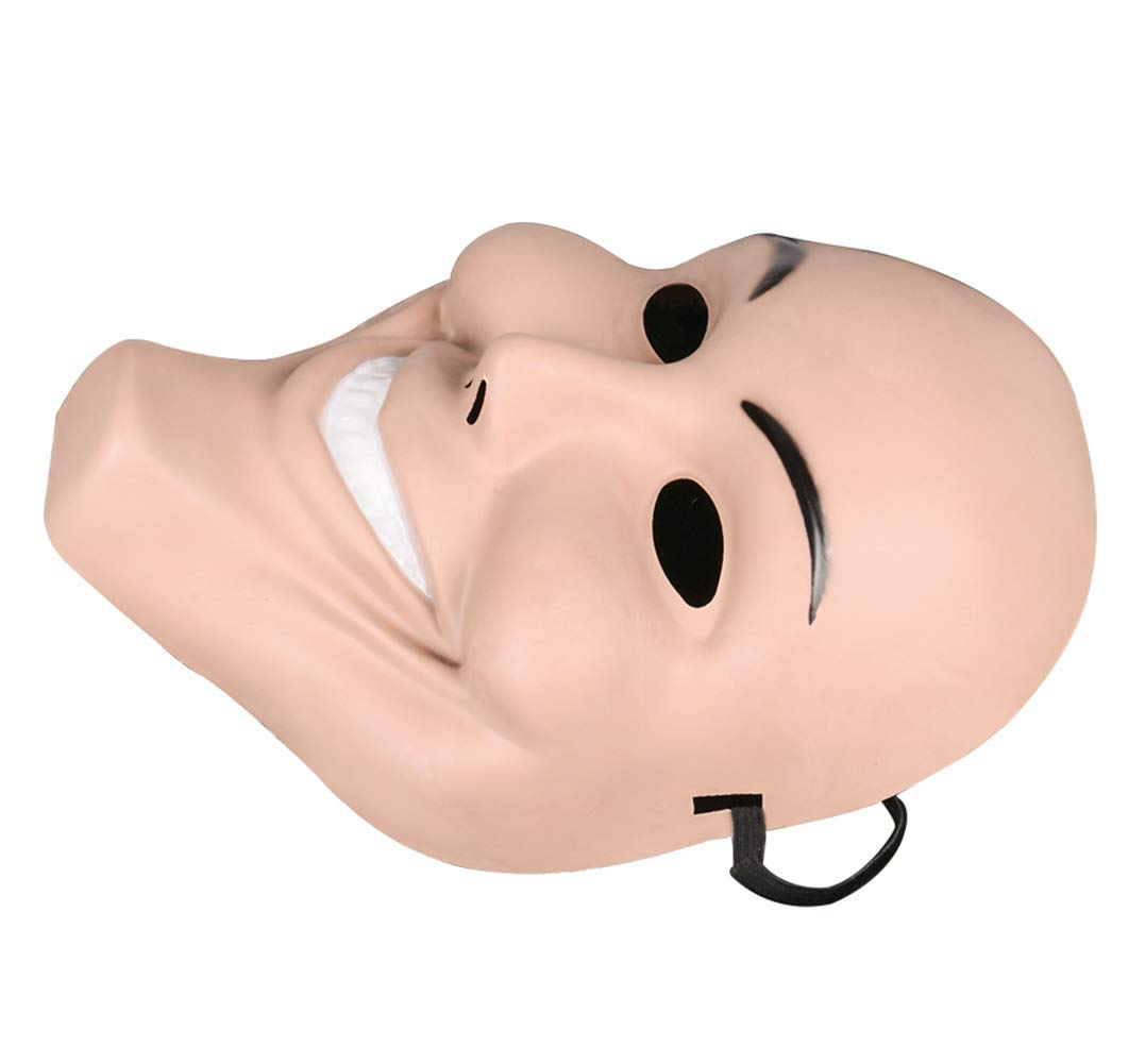 Gmasking PVC James Horror Anarchy Men Mask Halloween Party Props