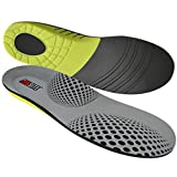 JobSite Power Tuff Anti-Fatigue Support Work Orthotic Insoles - Large
