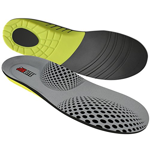 Image of the JobSite Power Tuff Anti-Fatigue Support Work Orthotic Insoles - Large