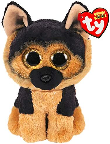 Alaska Stuffed Animals, Amazon Com Ty Uk Ltd 36309 Spirit German Shepherd Beanie Boos Plush Toy Multicoloured 15cm Toys Games