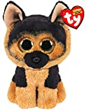 Ty UK Ltd 36309 Spirit German Shepherd - Beanie Boos Plush Toy, Multicoloured, 15cm