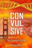 Convulsive Box Set: A Pandemic Survival Near Future Thriller (Complete Books 1-5)