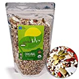 Blend 11 - Low FODMAP Certified/IBS Relief Organic High Fiber Cereal - goodMix Superfoods - 25 OZ Resealable Pack