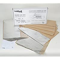 Hushmat 65017 Sound & Thermal Insulation Kit