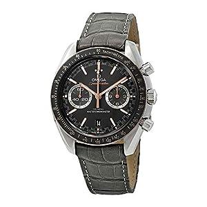 Omega Speedmaster Racing 329.23.44.51.06.001 Reloj cronógrafo automático para hombre con esfera gris 3