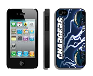 NFL San Diego Chargers iPhone 4 4S Case 034 iPhone 4s Cases