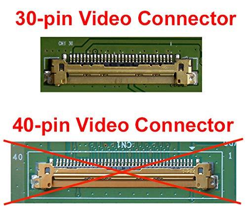 SCREENARAMA New LCD Screen for B140HAN01.3 1920x1080 FHD Gamut Matte Display Replacement with Tools by SCREENARAMA (Image #3)