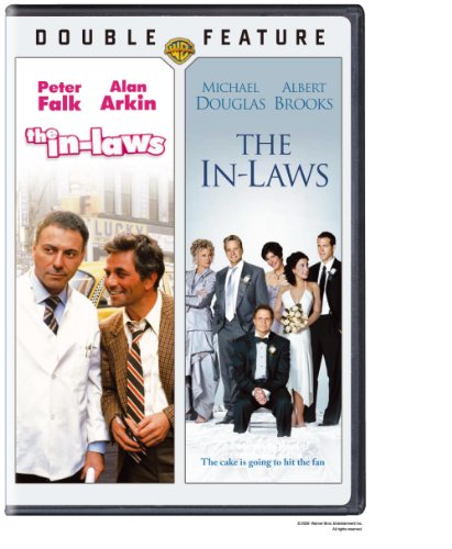 The In-Laws (1979) / The In-Laws (2003) (Double Feature) by WarnerBrothers