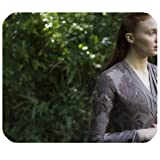 "Sansa Stark Game Of Thrones Mousepad Personalized Custom Mouse Pad Oblong Shaped In 9.84""X7.87"" Gaming Mouse Pad/Mat"